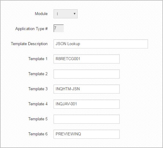 Template Registration