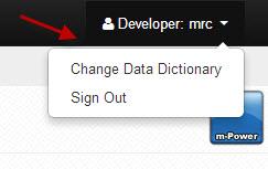 Change Dictionary