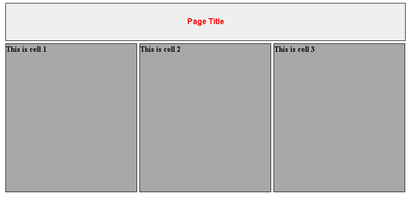 Css tutorial 4 div and span tags mrc tech blog - Css div layout ...