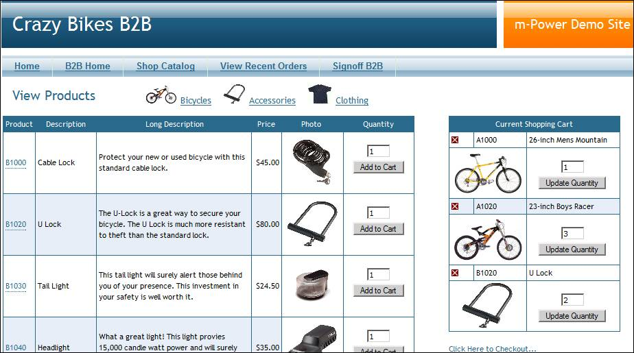 Creating a shopping cart example using web 2 0 templates for Shopping cart template for blogger
