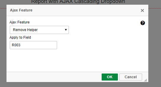 Remove AJAX Helper
